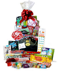 candy gift baskets back to school candy gifts doctor bag retro candy gift basket