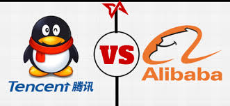 Alibaba Tencent | tencent opens e store on alibaba s tmall