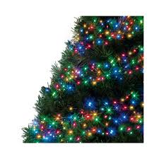 288 warm white cluster led christmas tree lights