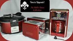 Bella Linea 4 Slice Toaster Bella Linea Time For A Small Appliance Rehaul The Well