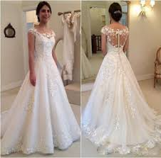 pretty wedding dresses beautiful lace wedding dresses watchfreak women fashions