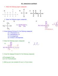 as organic compound nomenclature lesson by lawrencel teaching