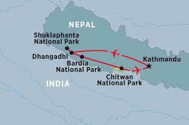 Show Me A Map Of Nepal by Nepal Tours Trekking U0026 Travel Peregrine Adventures En Us