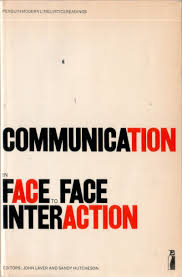 communication in face to face interaction