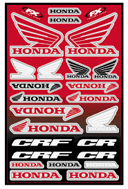 universal graphics kit honda 19 55