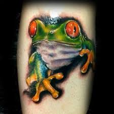 50 tree frog designs for amphibian ink ideas