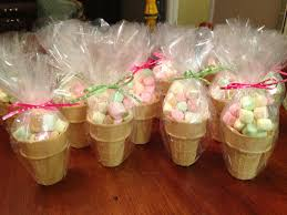 Favor Cones by Cotton Cones Favors Cone Favors And