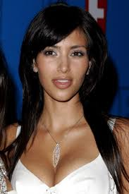 hair styles for a young looking 63 year old woman kim kardashian s complete beauty evolution evolution reality tv