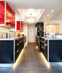 kitchen counter lighting ideas led kitchen lights cabinet com regarding counter plans led