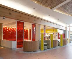 McDonalds Redesign A New Era For FastFood Restaurants - Fast food interior design ideas