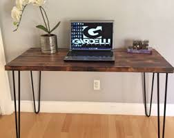 Rustic Writing Desk by Desks Etsy
