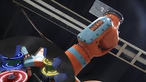 installing our kuka kr 350 1 industrial robot project jeff youtube
