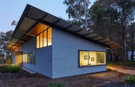A Framed Houses by Prefabricated Galvanized Steel Frames House With Skateboard Ramp