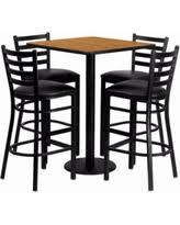 5 Piece Pub Table Set Pub Table U0026 Bistro Sets Deals U0026 Sales At Shop Better Homes U0026 Gardens