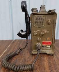 vintage military receiver transmitter radio rt 209 prc u2022 185 00