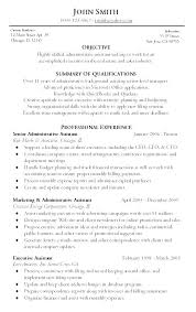 resume sles for executive assistant jobs executive assistant job description for resume