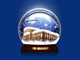 create a snow globe wallpaper for the holidays devwebpro