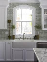 kitchen sinks with backsplash signature hardware stainless kitchen
