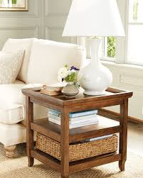 Side Table In Living Room How To A Side Table How To Decorate