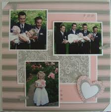 scrapbook for wedding scrapbook wedding page layouts card ideas scrapbooking