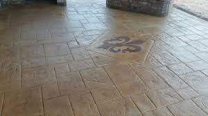 Photos Of Stamped Concrete Patios by Stamped Concrete Patio U2013 Slabfx Newlook International