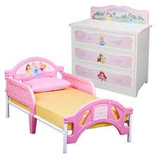 disney princess toddler bed and 3 drawer chest bundle home