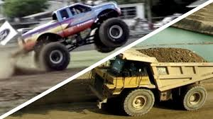 kids monster truck videos truck tunes favorites one hour of truck videos and music for