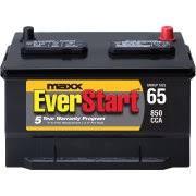 2002 hyundai accent battery everstart maxx lead acid automotive battery size 121r