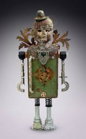 1137 best robots images on pinterest robots assemblage art and