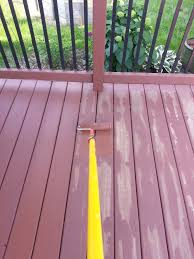 Deck Stain Why Most People Mess Up Their Deck Big Time by What If It Rains On Behr Deckover Small Change In My Deck
