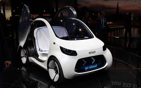 smart vision eq fortwo urban mobility of the future picture