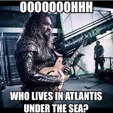Aquaman Meme - spongebob aquaman meme quirkybyte