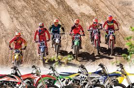 how to get into motocross racing motocross action magazine 2017 mxa 450 four stroke motocross shootout