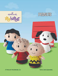 the peanuts is all here snoopy and linus all