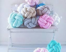 knot pillows bed pillows etsy nz