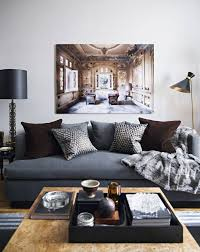 Famous Interior Designers Ron Marvin Dark Colors Reinvent A One Bedroom Apartment Famous