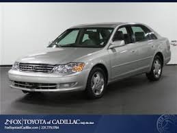 hoy fox toyota used cars view our value used inventory 10 000 fox toyota of cadillac