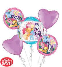 my pony balloons my pony bouquet balloons partyexpressinvitations