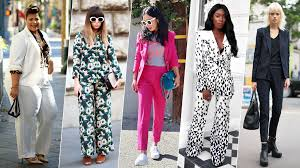Pant Suits 50 Cool Pantsuits To Copy From Style Stylecaster