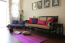 home is where art life in a living room style modern