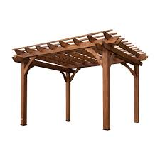 10 u0027 x 12 u0027 pergola patio products backyard discovery