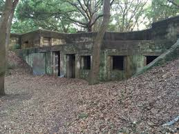 South Carolina travel socks images The story behind this haunted fort in south carolina is truly jpg