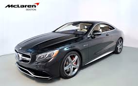 mercedes benz 2016 2016 mercedes benz s class amg s 63 for sale in norwell ma 011804