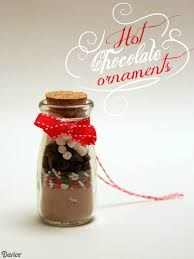 diy chocolate mix ornaments darice