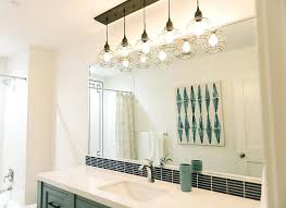 bathroom vanity light ideas bathroom vanity mirror lights 17 diy vanity mirror ideas to make