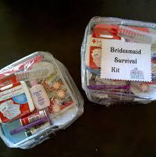 wedding gift kits best 25 bridesmaid survival kits ideas on bridesmaid