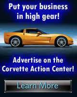 corvette action center tech center research center 1997