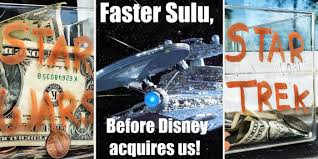 Star Wars Disney Meme - savage star trek vs star wars memes cbr
