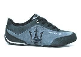 maserati blue logo sneaker uomo maserati