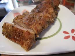 toaster oven pork ribs anxietyandcoffee